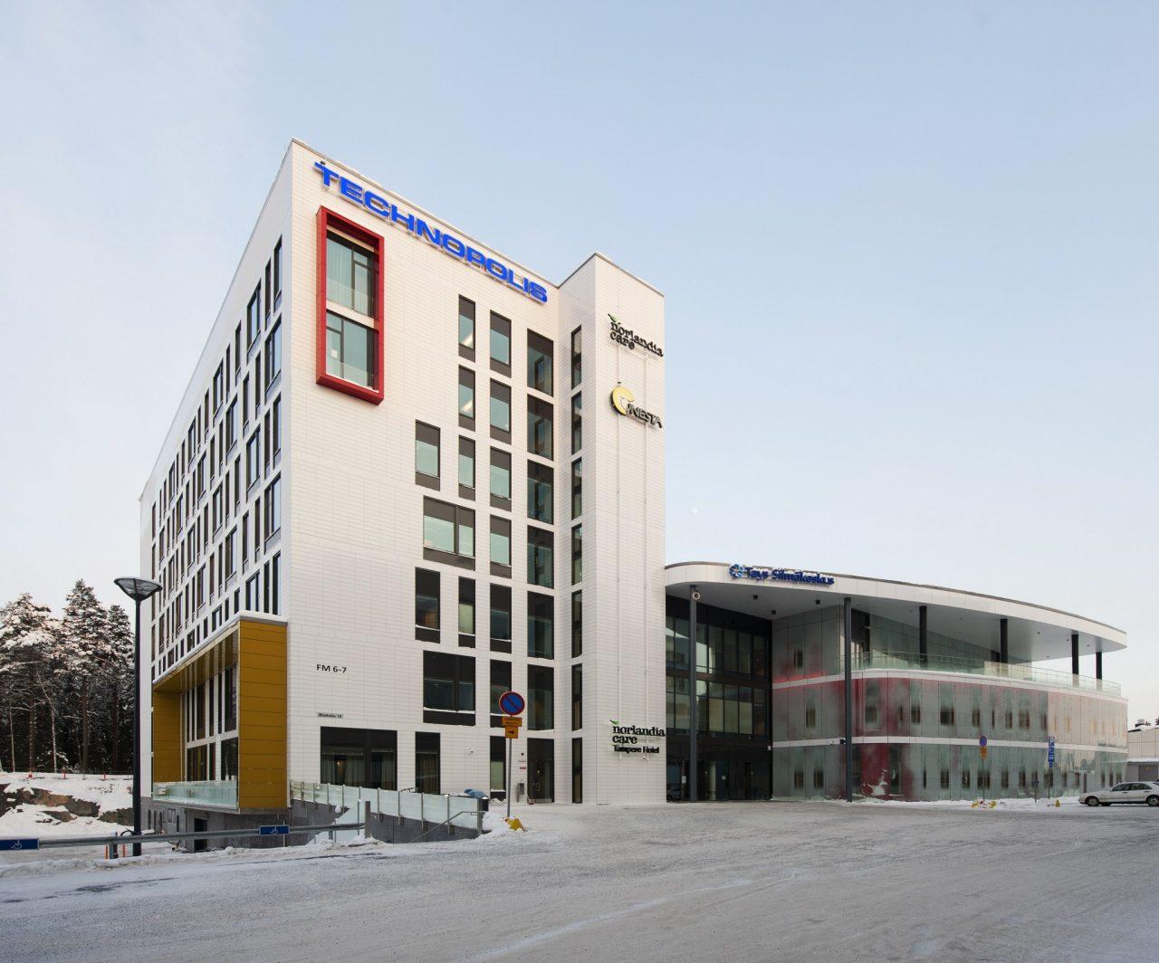 Potilashotelli Tays